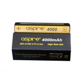 Aspire 21700 4000 mAh baterija