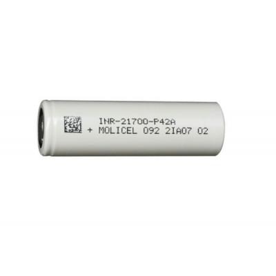 Molicel INR 21700-P42A 4000 mAh baterija