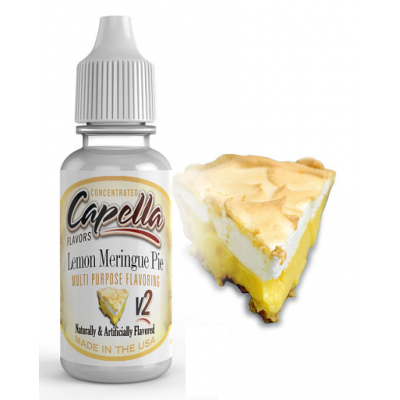 Capella aroma Lemon Meringue Pie 13ml