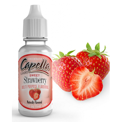 Capella aroma Sweet Strawberry 13ml