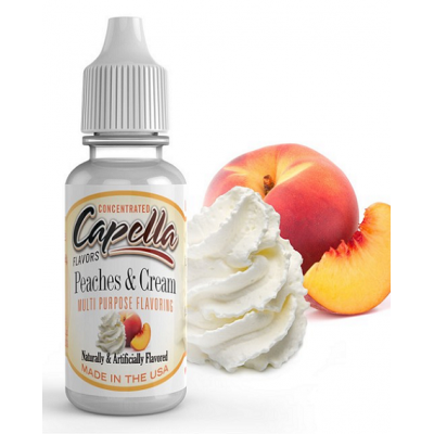 Capella aroma Peaches and Cream 13ml