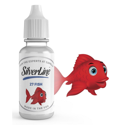 Capella Silverline aroma 27 Fish 13ml