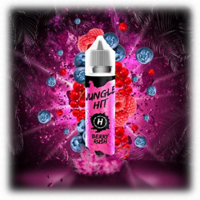 Jungle Hit Berry Rush aroma 10ml v 120ml stek.