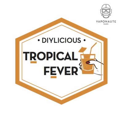 Vaponaute Diylicious Tropical Fever aroma 10ml