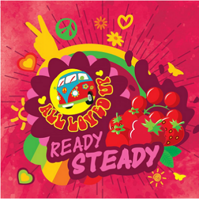 Ready Steady aroma 10ml