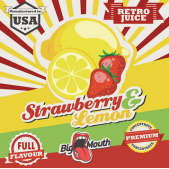 Strawberry Lemon aroma 10ml