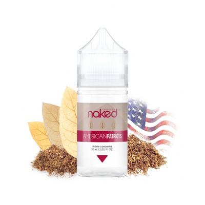NAKED American Patriots 30ml aroma