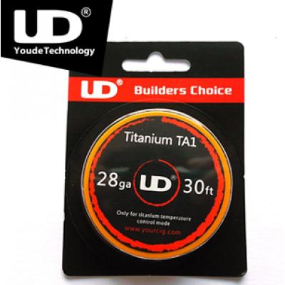 YOUDE  Titanova TA1 grelna žica 28GA 30ft