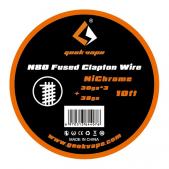Geekvape uporovna žica N80 fused Clapton 30*3/38 3m