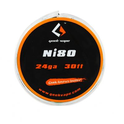 GEEKVAPE grelna žica Ni-80 0,40mm 9,14 M - 30 ft 26GA