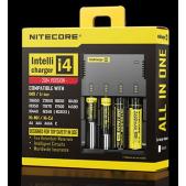 NITECORE i4 V2 Intellicharger baterijski polnilec